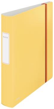 Leitz Cosy ordner Active, rug van 6,5 cm, geel
