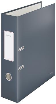 Leitz Cosy ordner met soft touch oppervlak, rug van 8 cm, grijs