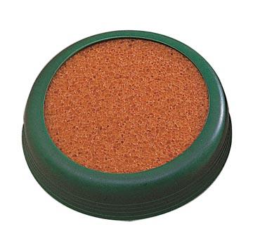 Läufer sponsdoosje Aka, diameter 10,5 cm