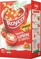 Royco Minute Soup tomatensuprême met croutons, pak van 20 zakjes