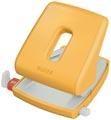 Leitz Cosy perforator, geel